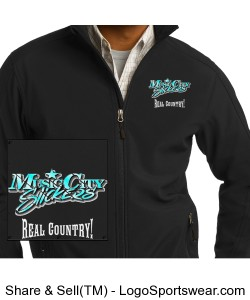 Music City Slickers jacket with logo Design Zoom